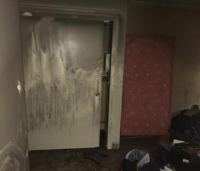 Kitchen Fire Causes Large Damages Before