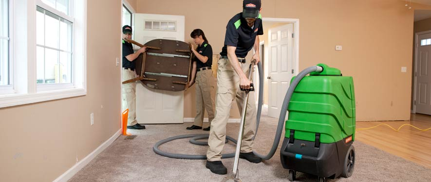 Carmichael, CA residential restoration cleaning